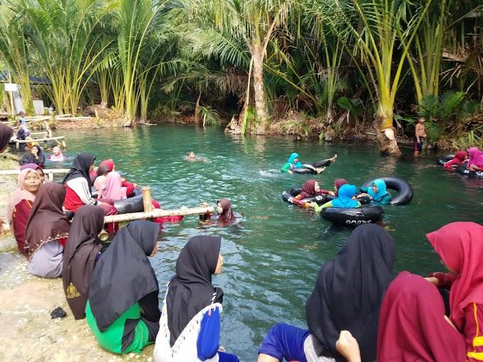 Pemandian Sumber Silowo Wisata Air Alami Yang Masih Perawan