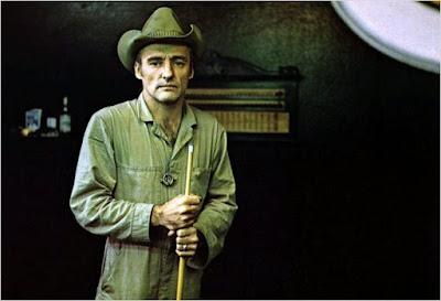Dennis Hopper en El amigo americano