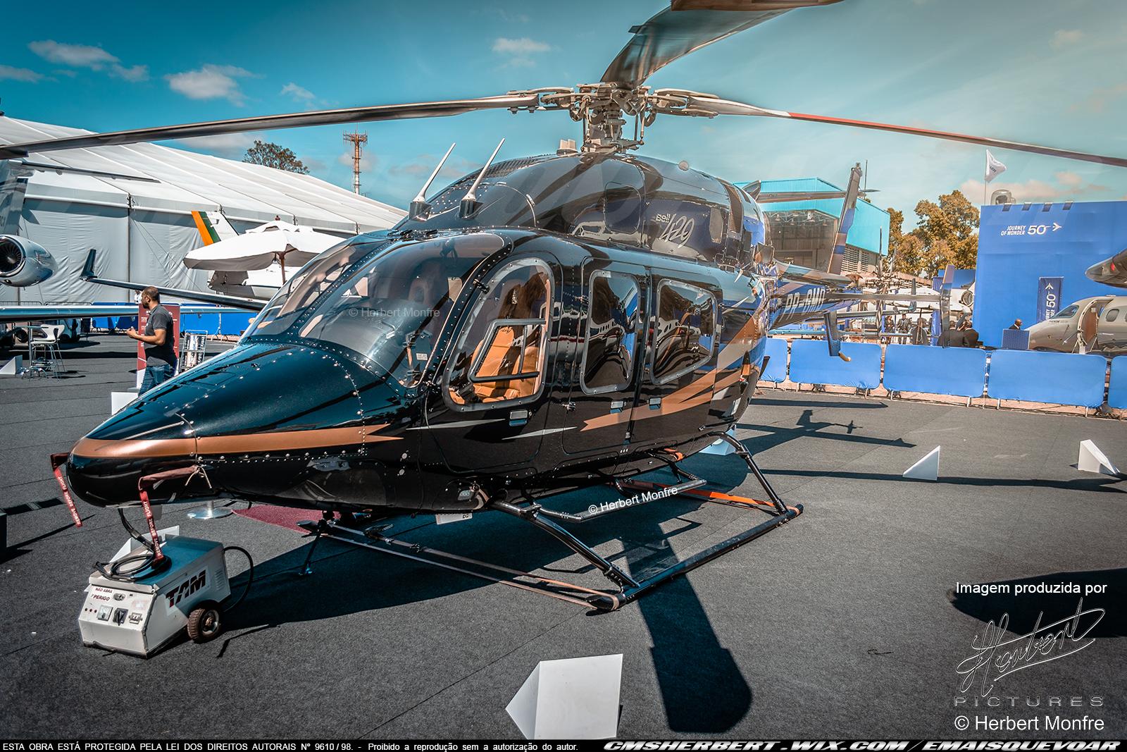 Bell 429 | PR-GMD | Foto © Herbert Monfre - Contrate o fotógrafo em cmsherbert@hotmail.com | by É MAIS QUE VOAR | LABACE 2019