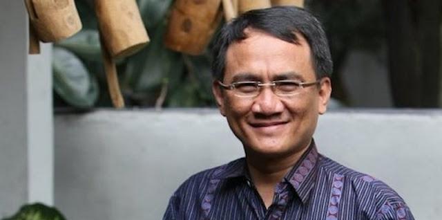 Andi Arief: Coba Bebaskan Ha6ib6 Ri2ieq, Siapa Tahu Kepercayaan Rakyat Muncul