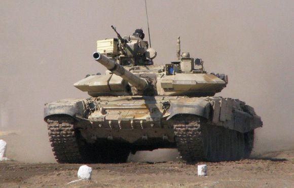 T-90 Bhisma India