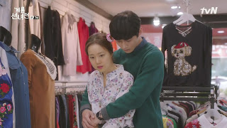 Sinopsis Mama Fairy and the Woodcutter Episode 7