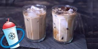 buzlu kahve nescafe, buzlu soğuk kahve tarifi, kolay ve pratik, KahveKafe