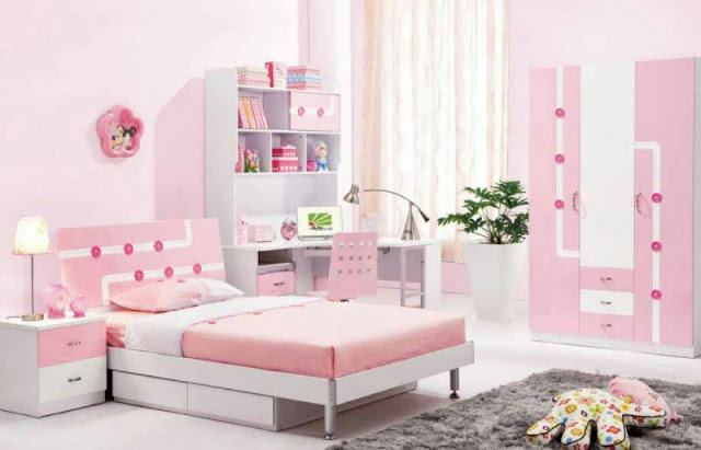 girls bedroom ideas for small rooms