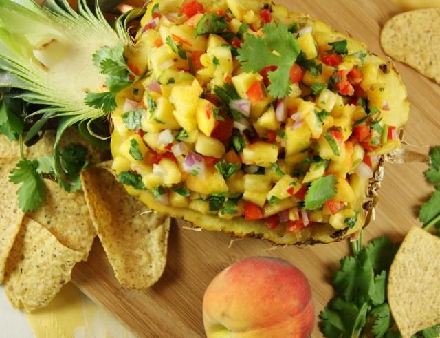 Trap Kitchen Pineapple Bowl Recipe