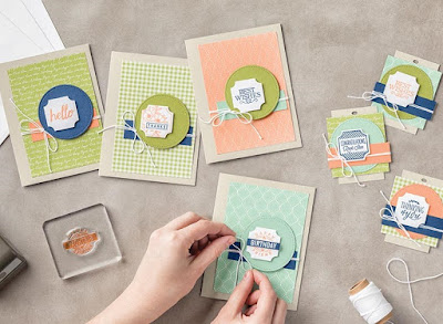 Last Chance List 85% Off: 5 Stampin' Up! Darling Label Punch Box Projects