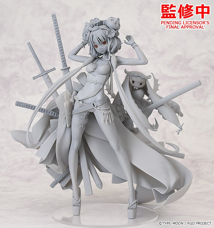 Fate/Grand Order - Saber/Katsushika Hokusai 1/7 (Good Smile Company)