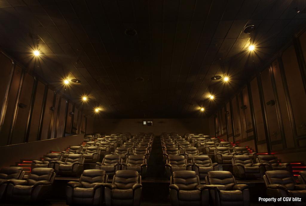 CGV Blitz Grand Indonesia Bioskop Flagship Pertama Milik