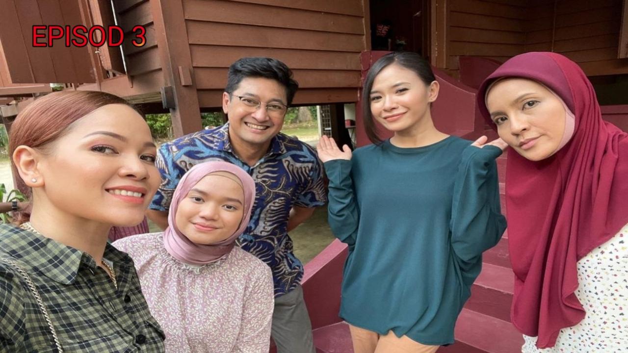 Tonton Drama Perisik Cinta Tak Diundang Episod 3 (Akasia TV3)