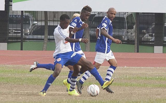 San Cristóbal y Vega Real empatan a un gol