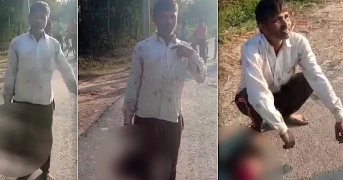 Man In India Beheads His 17-Year-Old Daughter And Carries Her Head Through The Streets Because He Did Not Approve Of Her Boyfriend