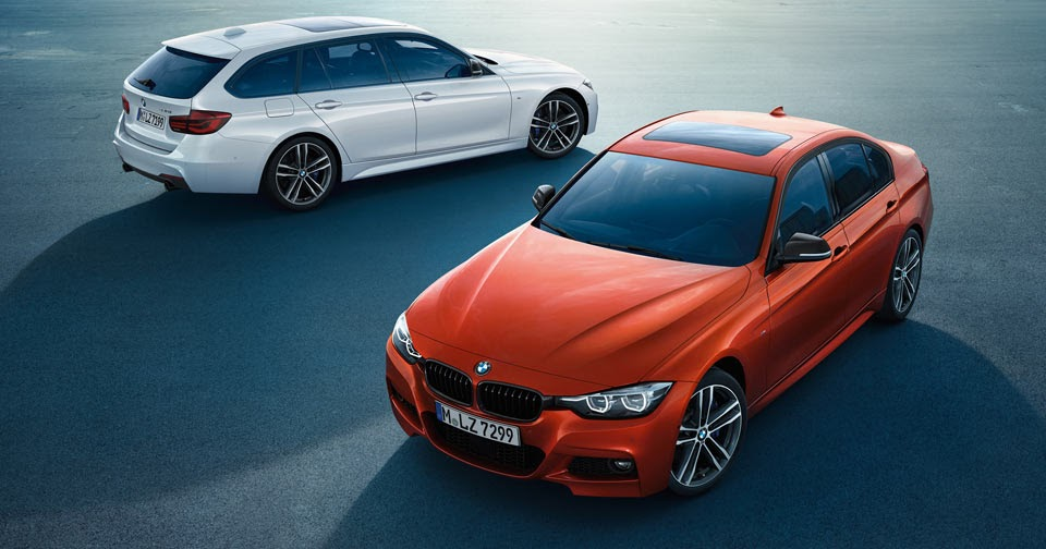 Bmw Expands 2018 3 Series Range With Three New Editions
