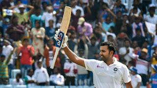 Best score of Rohit Sharma in Ranchi stadium