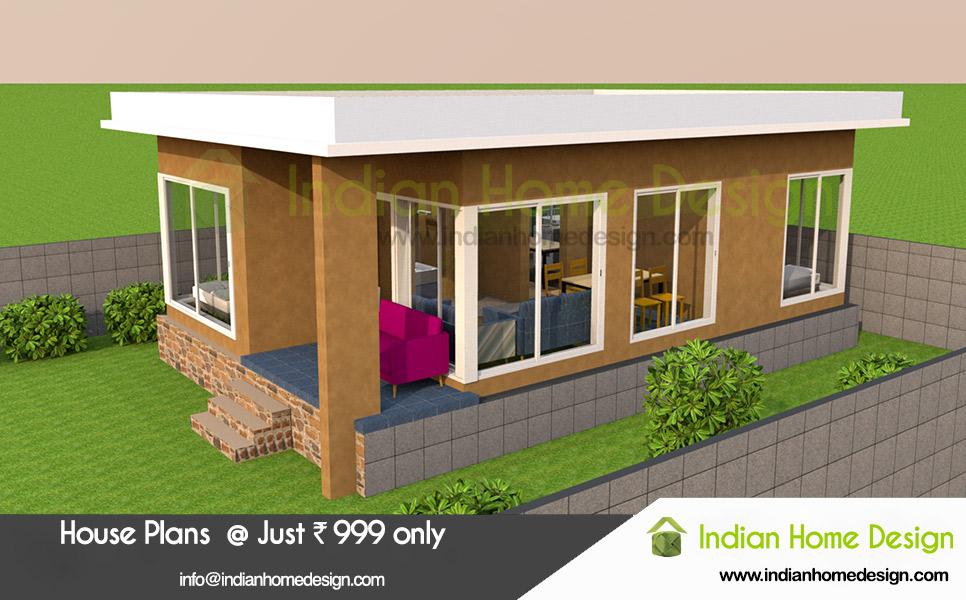 Easy 3d house design