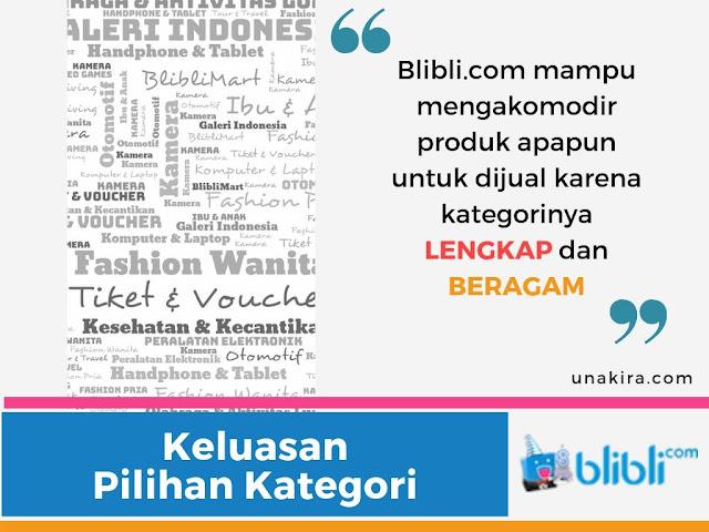 Jualan Online Blibli