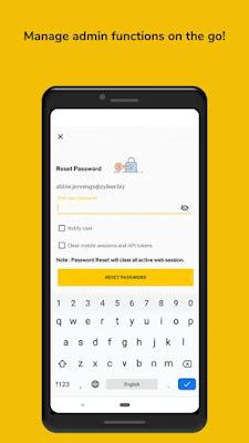 Screenshot Zoho Business Suite - Apcoid