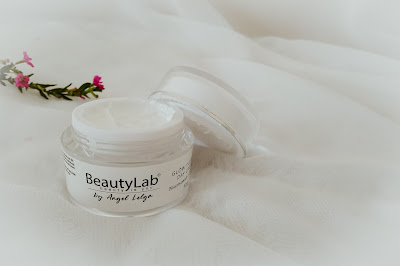 beautylab glow infusion day cream by angel lelga