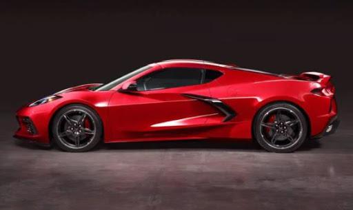 Chevy Corvette Stingray 2021