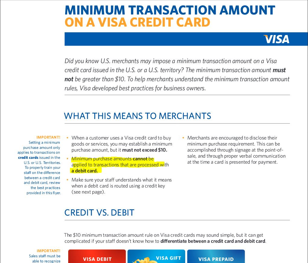 credit card processing agreement form