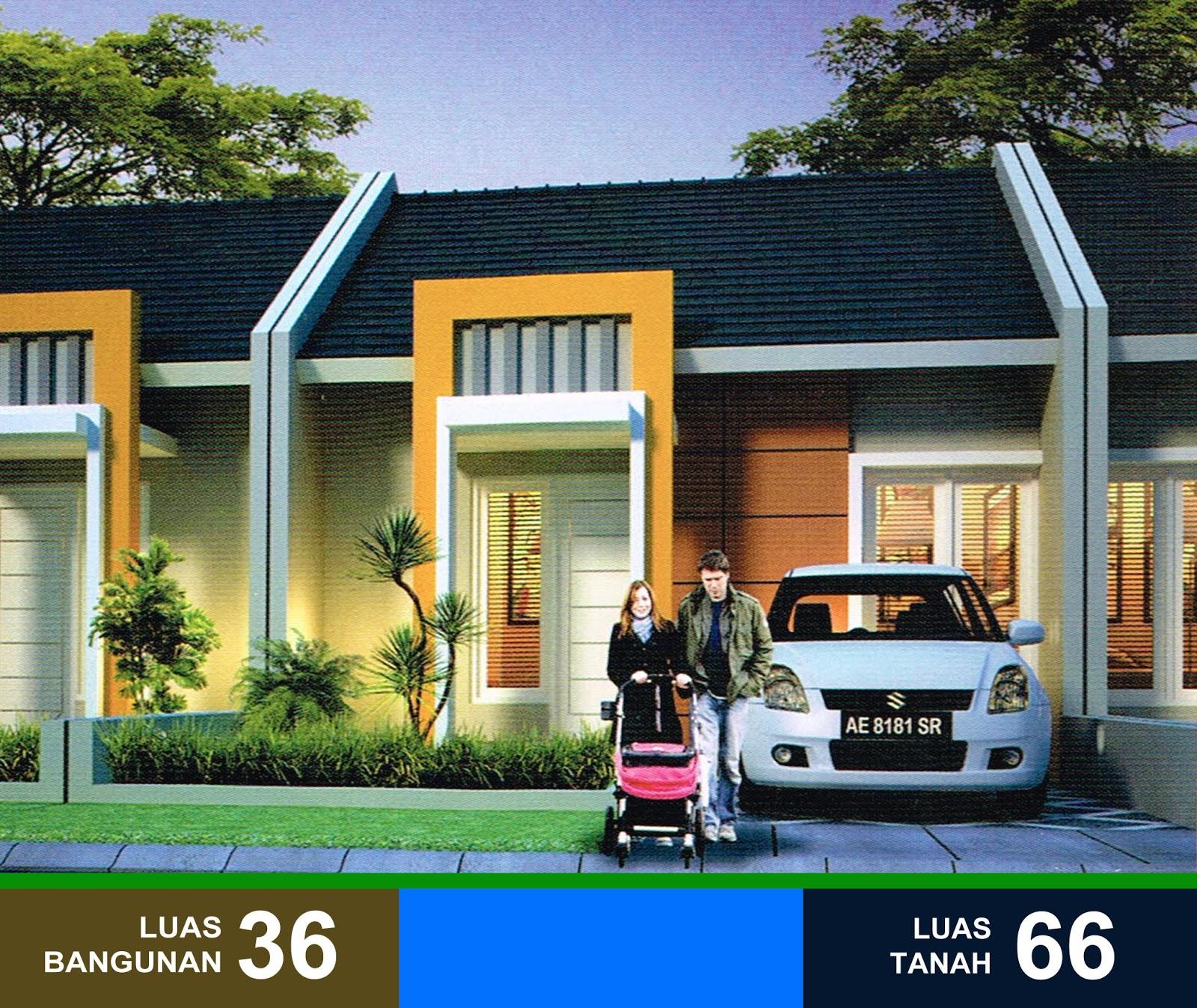 Gambar Desain Rumah Minimalis Type 36 66 Terbaru Desain Rumah