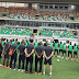 Photos: Super Eagles players and NFF remembers the late Stephen Keshi