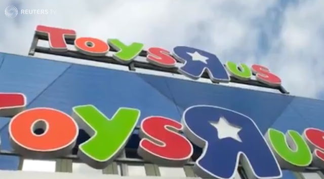 Toys R Us plans to close all U.S. stores