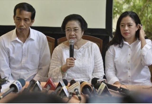 """Jokowi vs Puan Maharani"""