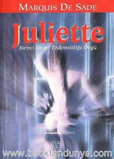 Marquis De Sade - Juliette #1 - Erdemsizliğe Övgü