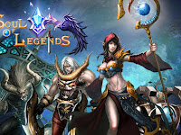Soul of Legends Mod Apk 1.35 + Data