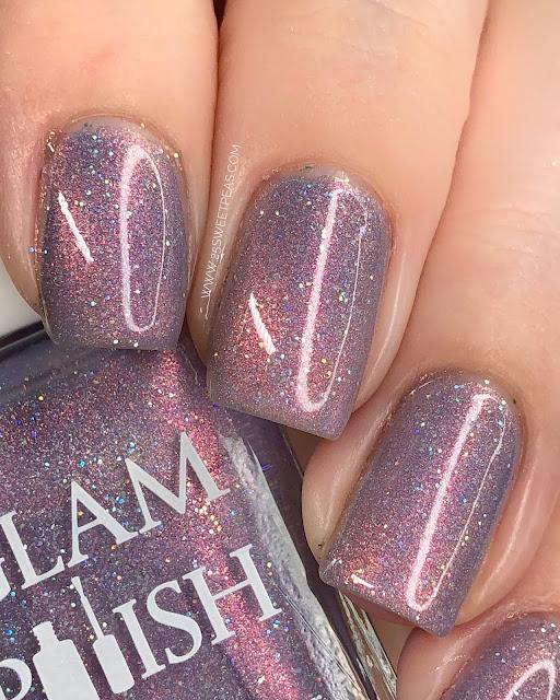 Glam Polish Dreamfast 25 Sweetpeas
