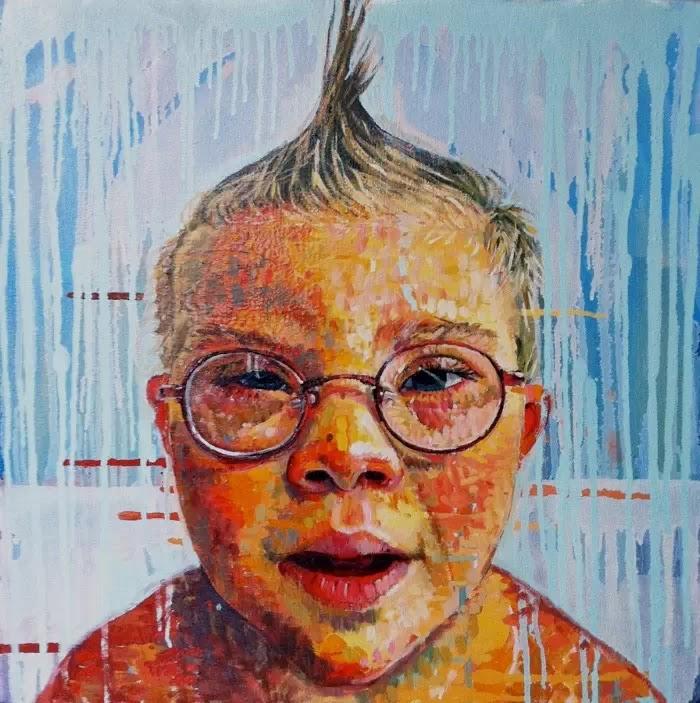 Портрет человека. Matthew Ivan Cherry