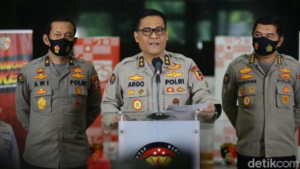 Demo Tolak Omnibus Law Hari Ini, Polri Minta Waspadai Penyusup-Provokasi