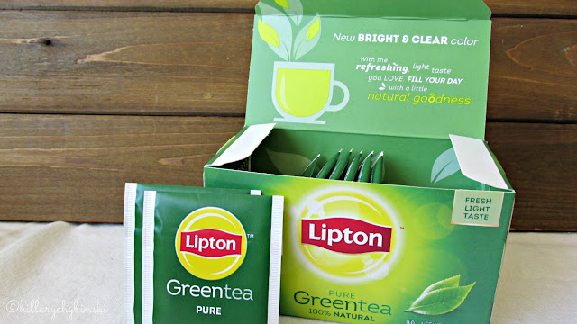 Lipton's Pure Green Tea