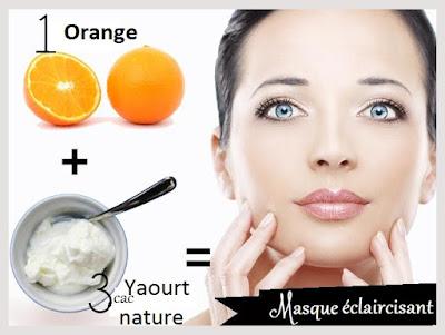 Des masques naturels et simples pour éclairer votre peau