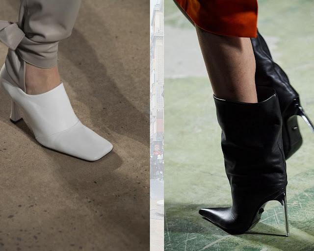 Модная обувь весна-лето 2020 7-1