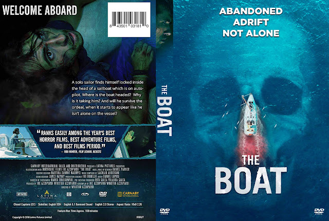 The Boat DVD Cover