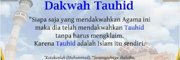 Dakwah Tauhid