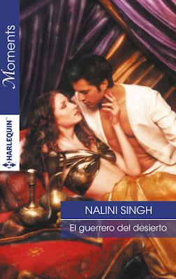 Nalini Singh - El Guerrero Del Desierto