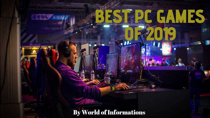 The Best and Top Rated PC Games