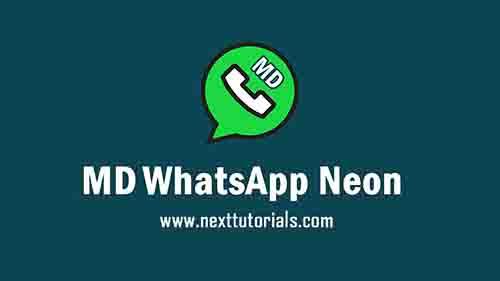MD WhatsApp Neon v8.95 Apk Mod Latest Version Android,Install Aplikasi MDWhatsApp Neon Clone Terbaru 2021,tema mdwa keren,download wa mod anti banned 2021