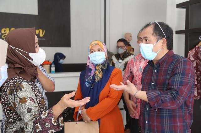 Komisi V : Jabar Dapat Tiru Role Model SMKN 1 Buduran Sidoarjo Yang Sudah BLUD