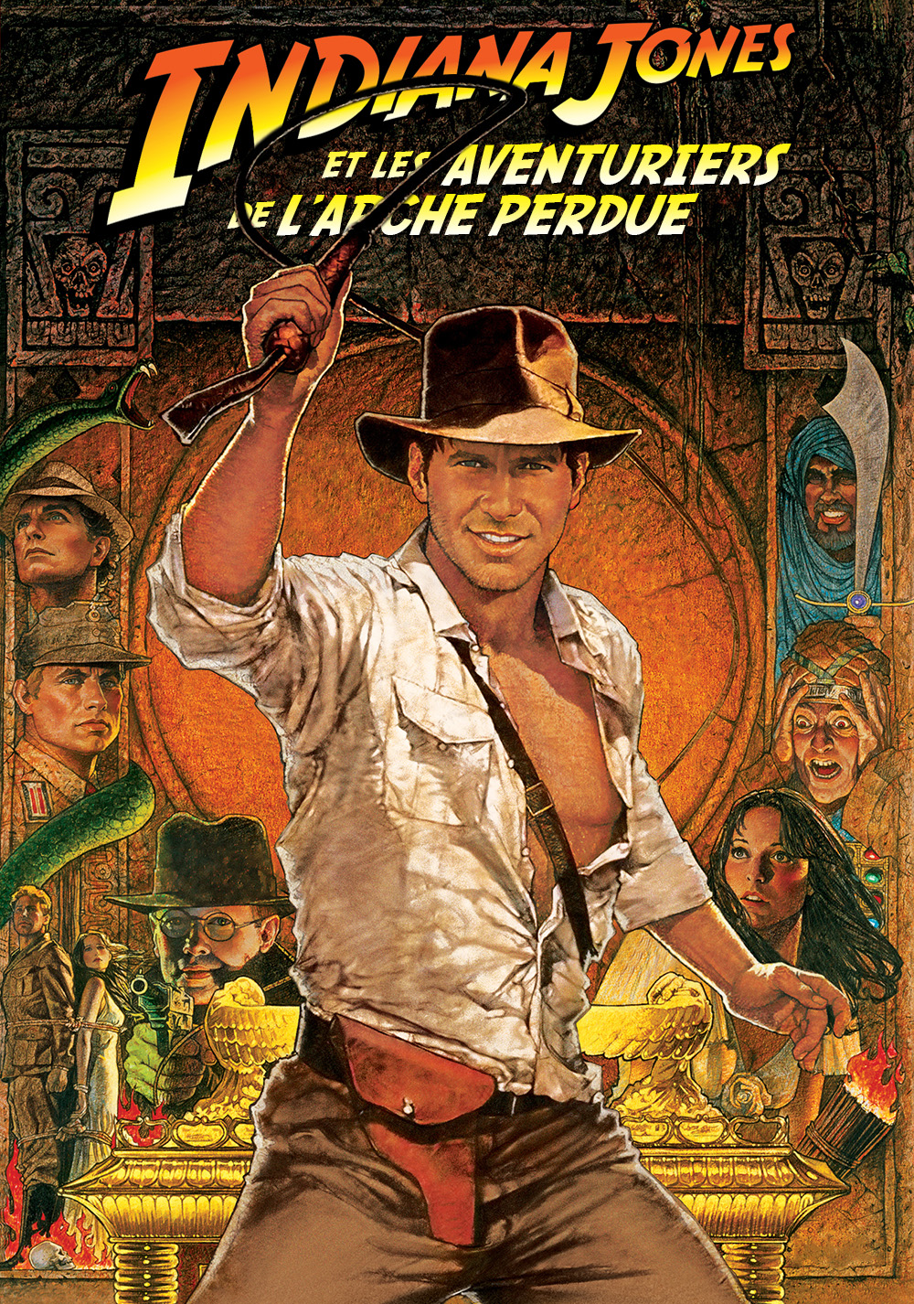 RAIDERS OF THE LOST ARK (1981) TAMIL DUBBED HD