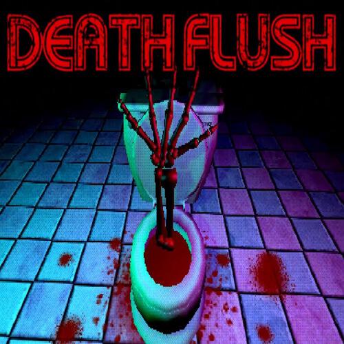 Death Flush jogo de terror indie com graficos de ps1