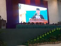 Orasi Ilmiah Gus Solah pada Wisuda ke-77 Unissula Semarang