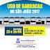 Prefeitura Municipal divulga abertura de inscrições para uso de barracas no São João 2017
