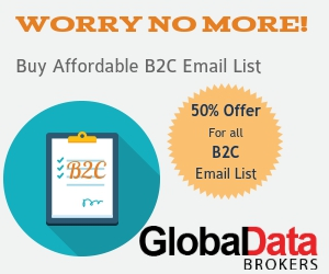 buy b2c email list
