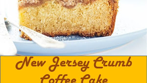 #Monday #Recipe #New #Jersey #Crumb #Coffee #Cake