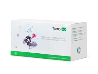 Mezcla en polvo hojas de Té para preparar mediante infusión