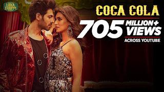Coca Cola Lyrics in Hindi, Luka Chuppi, Kartik Aaryan, Kriti Sanon