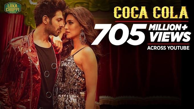 कोका कोला Coca Cola Lyrics in Hindi - Luka Chuppi